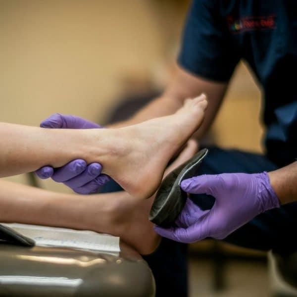 The Mikki Device Shoe Insert Severs Disease